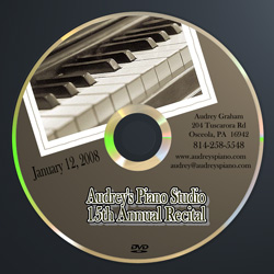 2008 CD Cover